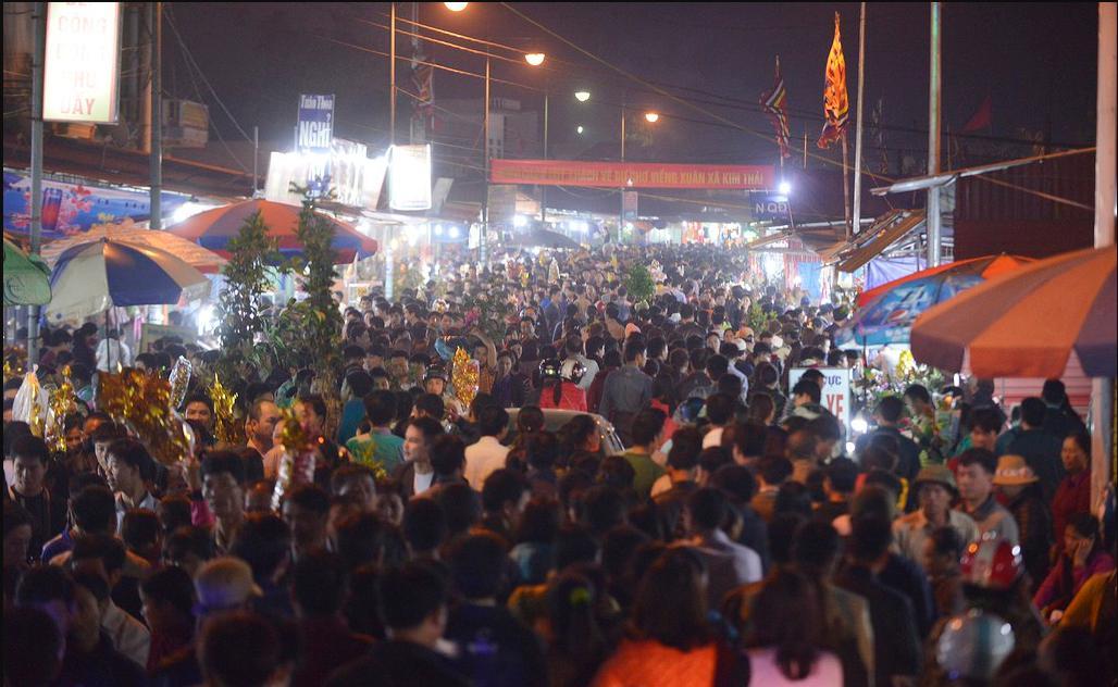 chợ Viềng Nam Định
