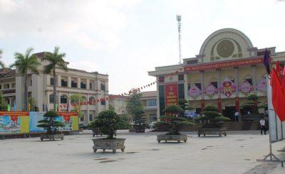 huyện Nam Trực tỉnh Nam Định