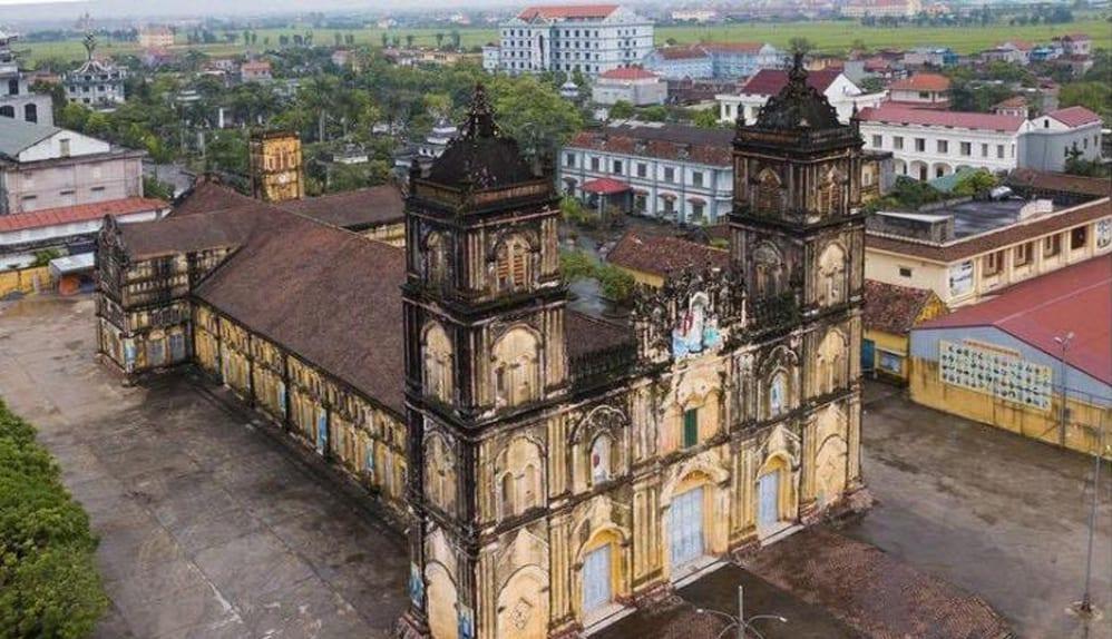 nhà thờ chính Bùi CHu