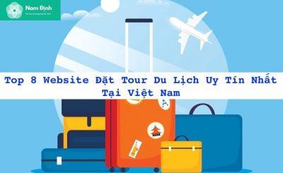 top 8 website đặt tour du lịch