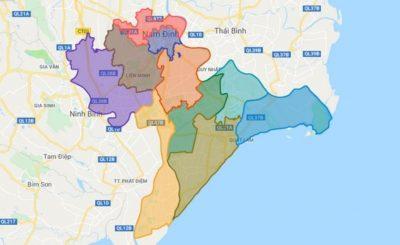 Tổng quan tỉnh Nam Định