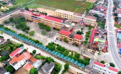 Huyện Giao Thủy ven biển Tỉnh Nam Định