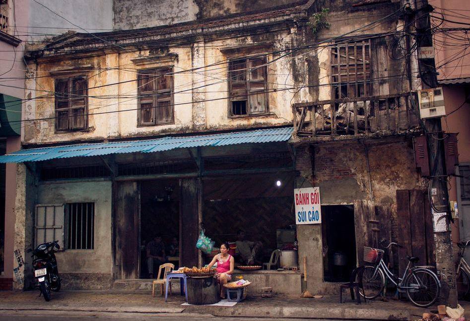 phố cổ Nam Định