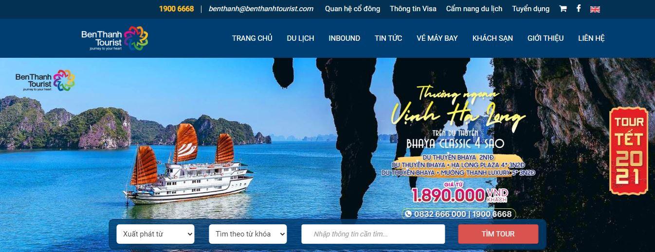 Bến Thành Tourist