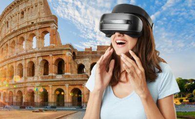 Ứng dụng công nghệ thực tế ảo VR 360 cho khu du lịch