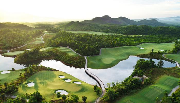 Địa điểm du lịch golf miền Trung
